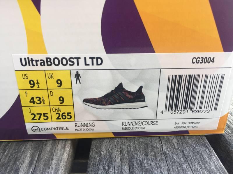 Adidas Ultra Boost Uncaged Ltd Triple Black softwaretutor.co.uk