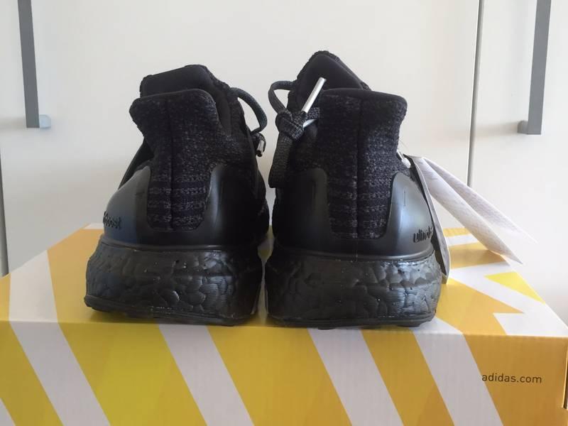 new product 4cd63 7857b ... new zealand adidas ultra boost 3.0 triple black ba8920 photo 6 8 0c2fa  a0018