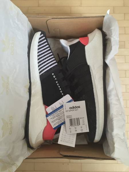 Adidas EQT Support 93/17 Boost - EU 44 und 43 1/3 - NEU/NEW - photo 5/7