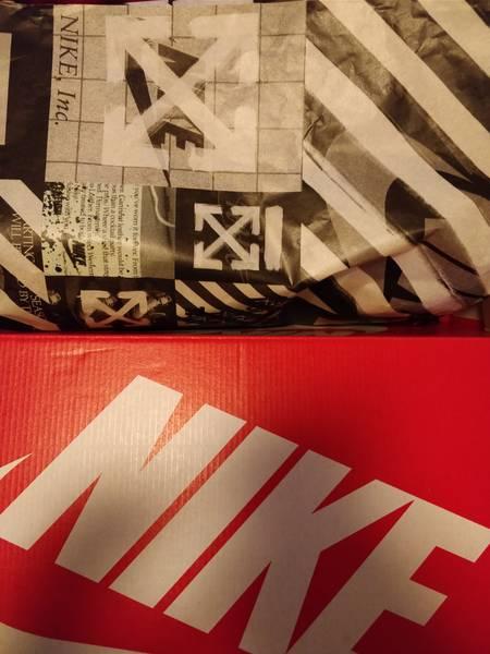 Nike x Off White The 10 Blazer mid US 11 - photo 7/7
