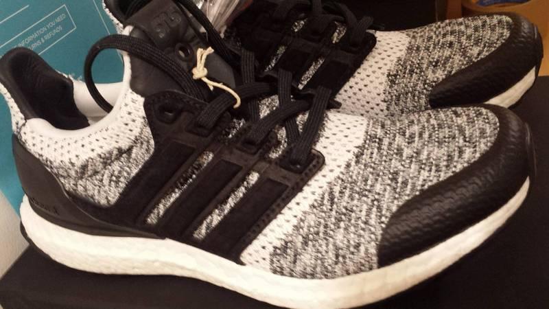 Adidas Ultra Boost Sneakersnstuff SNS X Social Status UK 6 / US 6.5 - photo 3/6