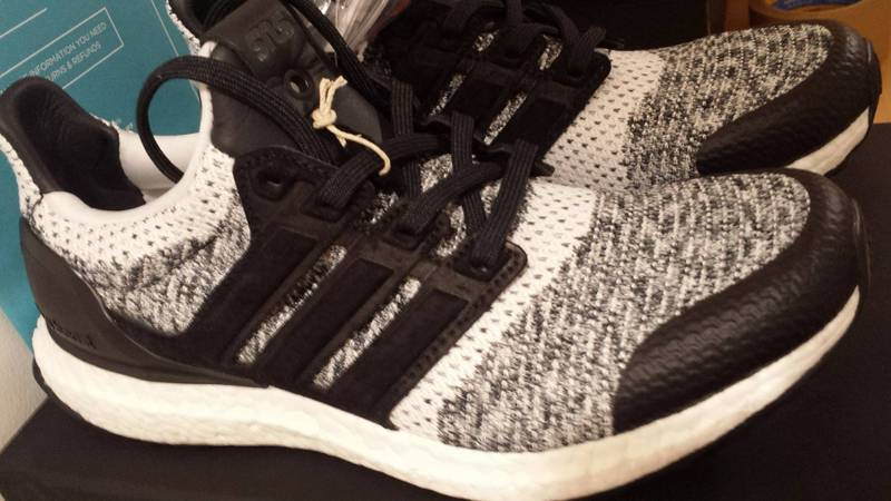 Adidas Ultra Boost Sneakersnstuff SNS X Social Status UK 6 / US 6.5 BY2911 - photo 3/6