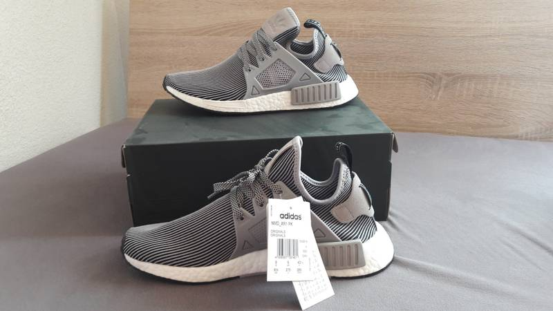 NMD_XR1 PK Grey US9.5 - photo 1/5