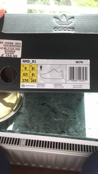Adidas nmd footlocker exclusive - photo 2/6