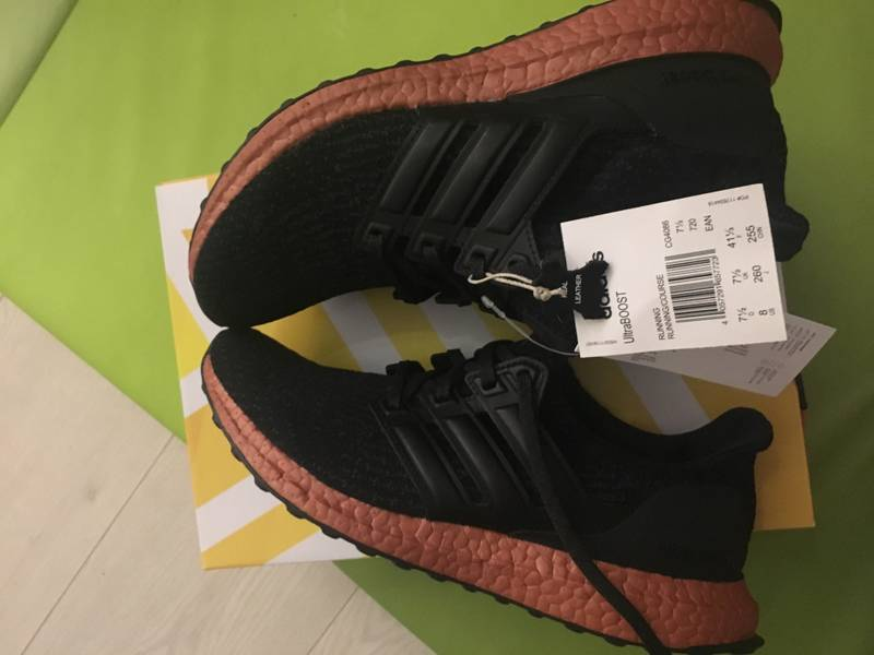 Adidas Ultraboost 3.0 Tech Rust - photo 3/8