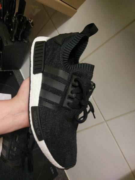 reedmakickz Adidas NMD R1 Rainbow Footlocker exclusive Mens