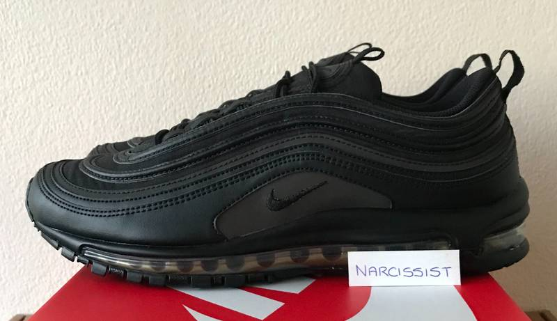 95dba4e9 Nike Air Max 97 Premium 'Black Gold' AA3985 001 UK 10 (#1170300) from Abid  Hussein at KLEKT