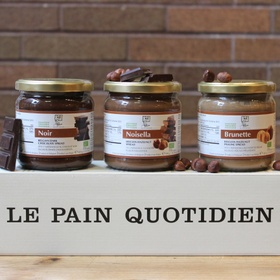 Traditional Belgian Spreads (Set of 3)