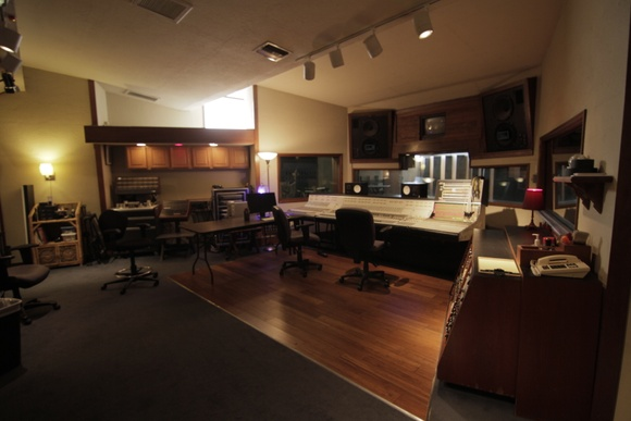 Recording studio. Everything can be used except office.