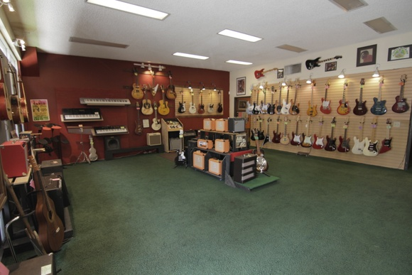 Guitar and other Music Instruments Store. Business Hours: Mon-Fri (11AM to 8pm), Sat (11AM to 8PM), Sun (12PM to 6PM). Allows closedown for extra pay.