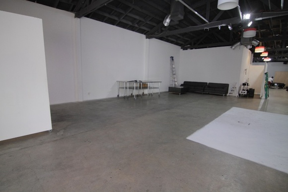 Photo Studio and Production Facility. 3 stages include natural light, hair and makeup green rooms, production areas as well as a private 2 wall sound insulated cyclorama sound stage and a natural light cyclorama. Normal business hours Mon-Fri 8AM-4PM. Allows closedown and non-business hours for extra pay.
