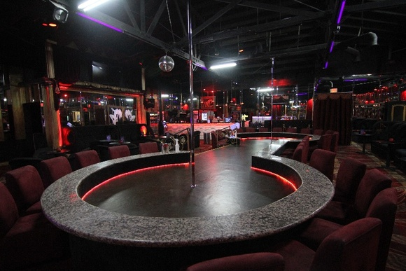 Available for use: Main Club, Dressing Room, Bar, Restrooms, VIP rooms.                                                   IMPORTANT. Stated Rates for are for weekdays only except Friday. Student - $100/hour from 6AM to 12PM, Independent - $150/hour from 6AM to 12PM. Student - $150/hour from 12PM-7PM,  Independent - $200/hour from 12PM-3PM, $250/hour from 3PM-7PM. Commercial Rate is $417/hour for any time of day. Commercial Rate on Weekend is $10000 a day. Shooting after 7PM on a weekday is $500/hr for any type of production. NO SHOOTING AFTER 12PM ON FRIDAY OR SATURDAY.                          Extra charge $100 a day for security and supervision.