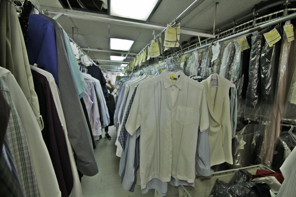 Dry Cleaners & Laundries, Commercial Laundries Property. Rates shown for non-business hours.