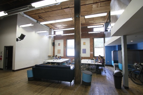 4th Floor, Available for shooting are event space and meeting rooms. Inquire about using the cubicles and private office spaces. Business hours: Weekdays 8AM-7PM, Saturdays 12PM-5PM. Can accommodate shoots on Saturdays and Sundays, but cannot close down during the week days. Overnight allowed.