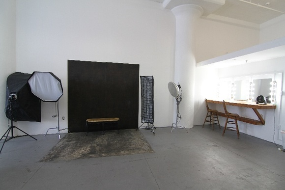 Photography and Film Creative Space located on the 1st Floor and Rooftop located on the 5th floor. Elevator available. Private Restroom available. Private parking spaces available on the weekends after 6PM. You must bring your own generator for the rooftop. You can also rent them out separately. For studio follow: https://locations.film/location/505 For rooftop follow: https://locations.film/location/506