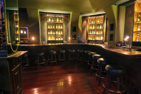 Bar, Stage, DJ Lounge, 3 Restrooms, Kitchen. The stated rates are for non-business hours only. Business Hours: Wed-Sat 9PM-2AM. Sun-Tue full day available for shoots. Closedown is possible for extra pay.
