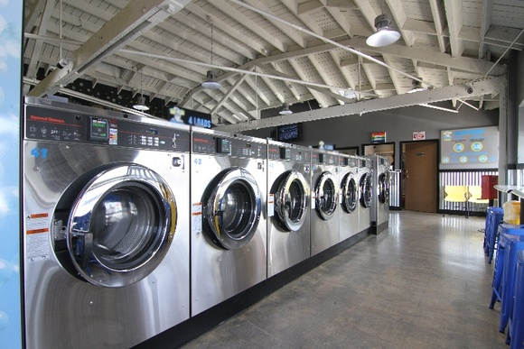 Newly upgraded state of the art laundromat. Laundry is all one room plus a bathroom, office space is off limits. Stated is a closedown rate. Business Hours: 6AM-Midnight. Can close down anytime depending on day and time of the week. Nights are easier to be accommodated.