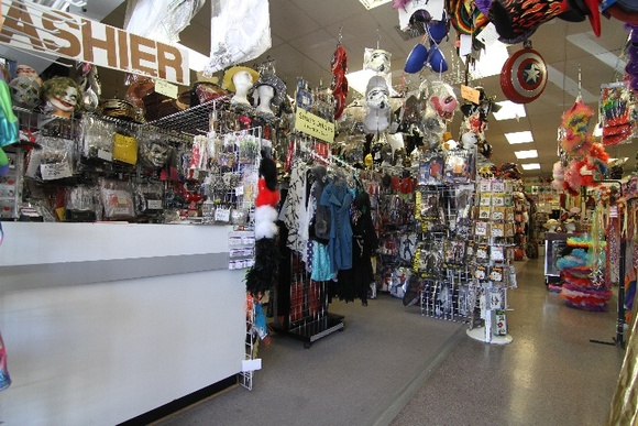 Retail and Rental Costume Center. Makeup Counter, Work Counter, Rows of Rental Costume Racks. Business Hours: 10AM-7PM (Mon-Fri), 10AM-5PM (Sat), 10AM-4PM (Sun). Rates stated are for non-business hours only. Closedown rate is negotiable.