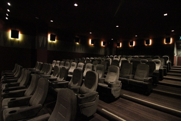 Sophisticated, Elegant, Modern Luxury Building with available filming locations: restaurant, bar, lounge, theater. Rates stated apply before 6 PM. To film after 6 PM - the flat rate is $1750 for any production type. Theater can be rented over night.