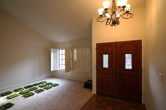6-hour rental is $300. Two Story, 3 Bedrooms, 2 Bathrooms, Backyard. For Commercial Productions with the cast and crew higher than 30 people, the rate will be negotiable. No Filming midnight-6 AM.