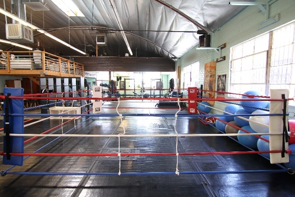 A locally owned, large open-space martial arts gym (previously an airplane hangar). Exceptional lighting and one of the largest martial arts spaces in Los Angeles. Weekends are strongly preferred for filming. Rates stated are for non-business hours only. Business Hours are M-F: 7AM-9PM, Saturday 10AM-12PM. Open to negotiation for closing down during business hours depending on the day, gym schedule, etc. These times for closedown most likely will include Friday evening or Saturday morning. Open to negotiation for overnight shoots for extra pay.