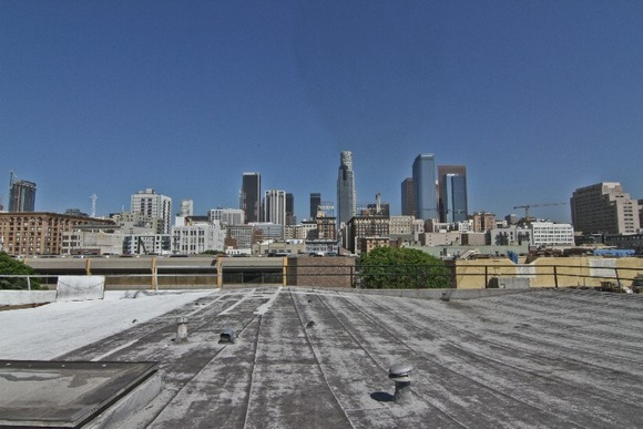 Rooftop with DTLA and City View. Room for talent and bathroom for cast and crew included. Elevator can be used to get equipment closer to the rooftop but must use stairs to move equipment up to the roof.                                                                                                    You can bundle with other locations in this building:                                                                       https://www.locations.film/location/672                                                                       https://www.locations.film/location/671                                                                       https://www.locations.film/location/670                                                                       https://www.locations.film/location/669                                                                       https://www.locations.film/location/668                                                                       https://www.locations.film/location/667