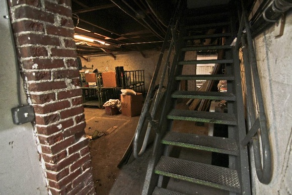 Creepy Basement located around Little Tokyo in the heart of DTLA. Different rooms with different sizes. Stairs and elevator. Make-up room for talent included as well as bathroom for cast and crew.