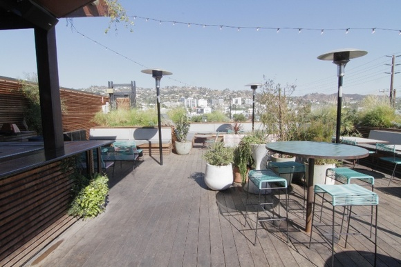 Asian Restaurant with a Rooftop Lounge. Business hours 5PM-2AM (can shoot for a normal rate during non-business hours). WEEKEND NIGHTS CLOSURE $50K, WEEKNIGHTS CLOSURE $30K. CLOSURE RATE MIGHT CHANGE DEPENDING ON WHAT THE PRODUCTION NEEDS.
