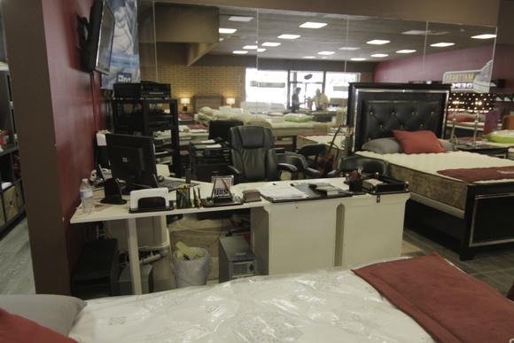 Mattress Shop.