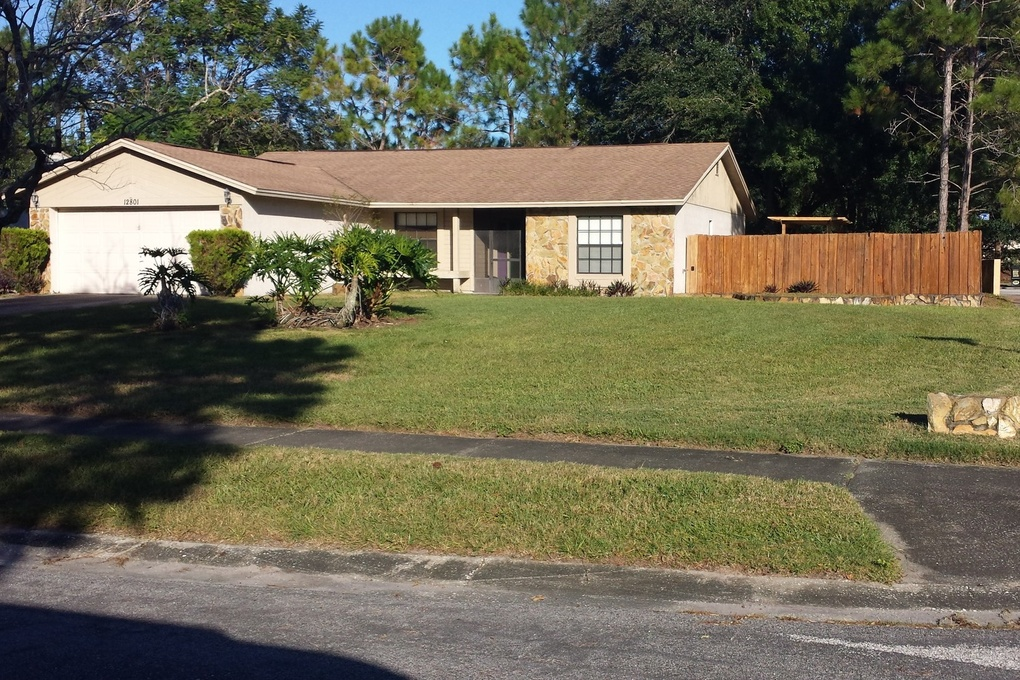 Exterior photo for 12801 Pota Place Tampa fl 33625