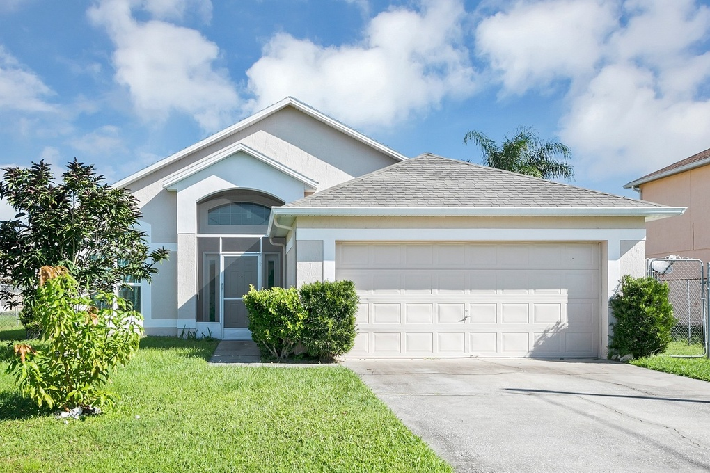 Exterior photo for 7 ANDORA CT KISSIMMEE fl 34758
