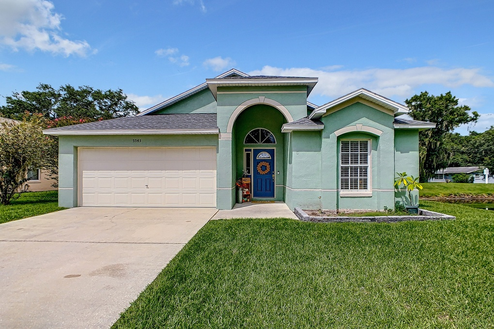 Exterior photo for 5543 Starling Loop Lakeland fl 33810