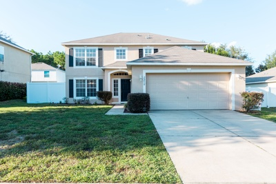 Exterior photo for 2218 Tealwood Circle Tavares fl 32778