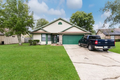 Exterior photo for 593 Hewes Pl Orange Park fl 32073