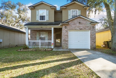 Exterior photo for 8326 Oden Ave Jacksonville fl 32216