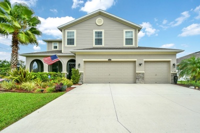 Exterior photo for 4215 Little Gap Loop Ellenton fl 34222