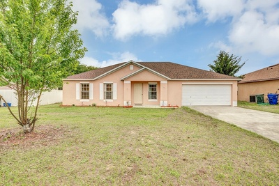Exterior photo for 147 Lake Catherine Cir Groveland fl 34736