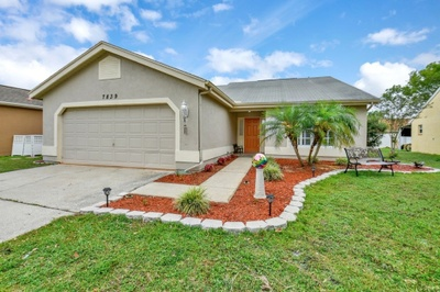 Exterior photo for 7839 Becket St New Port Richey fl 34653