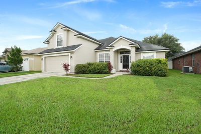 Exterior photo for 2870 Cross Creek Dr Green Cove Springs fl 32043