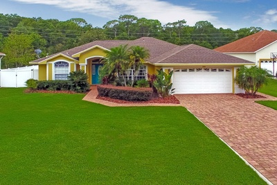 Exterior photo for 2906 Eldiente Way Kissimmee fl 34758