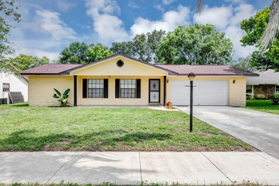Exterior photo for 664 George Miller Circle Port Orange fl 32127