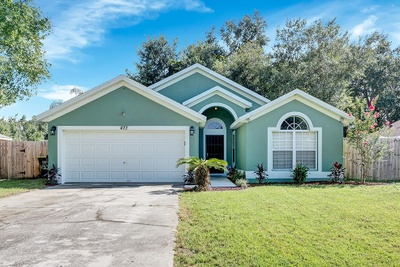 Exterior photo for 422 Magpie Ct Kissimmee fl 34759