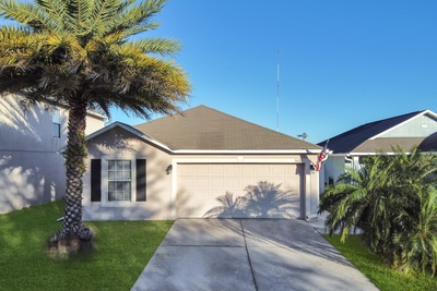 Exterior photo for 3622 Fyfield Court Land O Lakes fl 34638