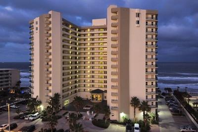 Exterior photo for 2055 South Atlantic Avenue DAYTONA BEACH SHORES 1401 fl 32118