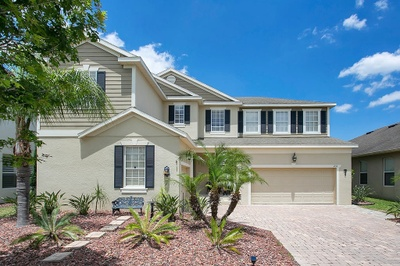 Exterior photo for 231 Blue Cypress Dr Groveland fl 34736