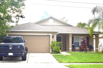 Exterior photo for 2415 Monte Cristo Way Sanford fl 32771