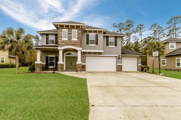 Exterior photo for 407 Huffner Hill Cir St Augustine fl 32092