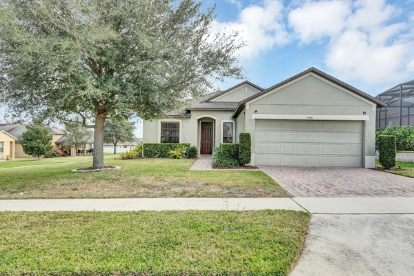 Exterior photo for 440 Savannah Preserve Loop Davenport fl 33837