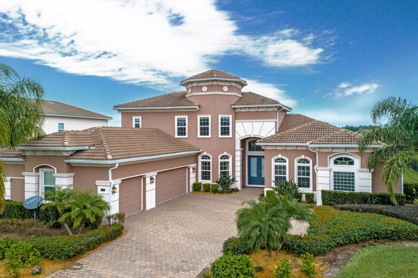 Exterior photo for 3109 San Rocco Dr Orlando fl 32820