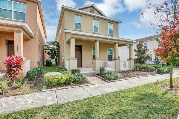 Exterior photo for 9341 Meadow Hunt Way Winter Garden fl 34787